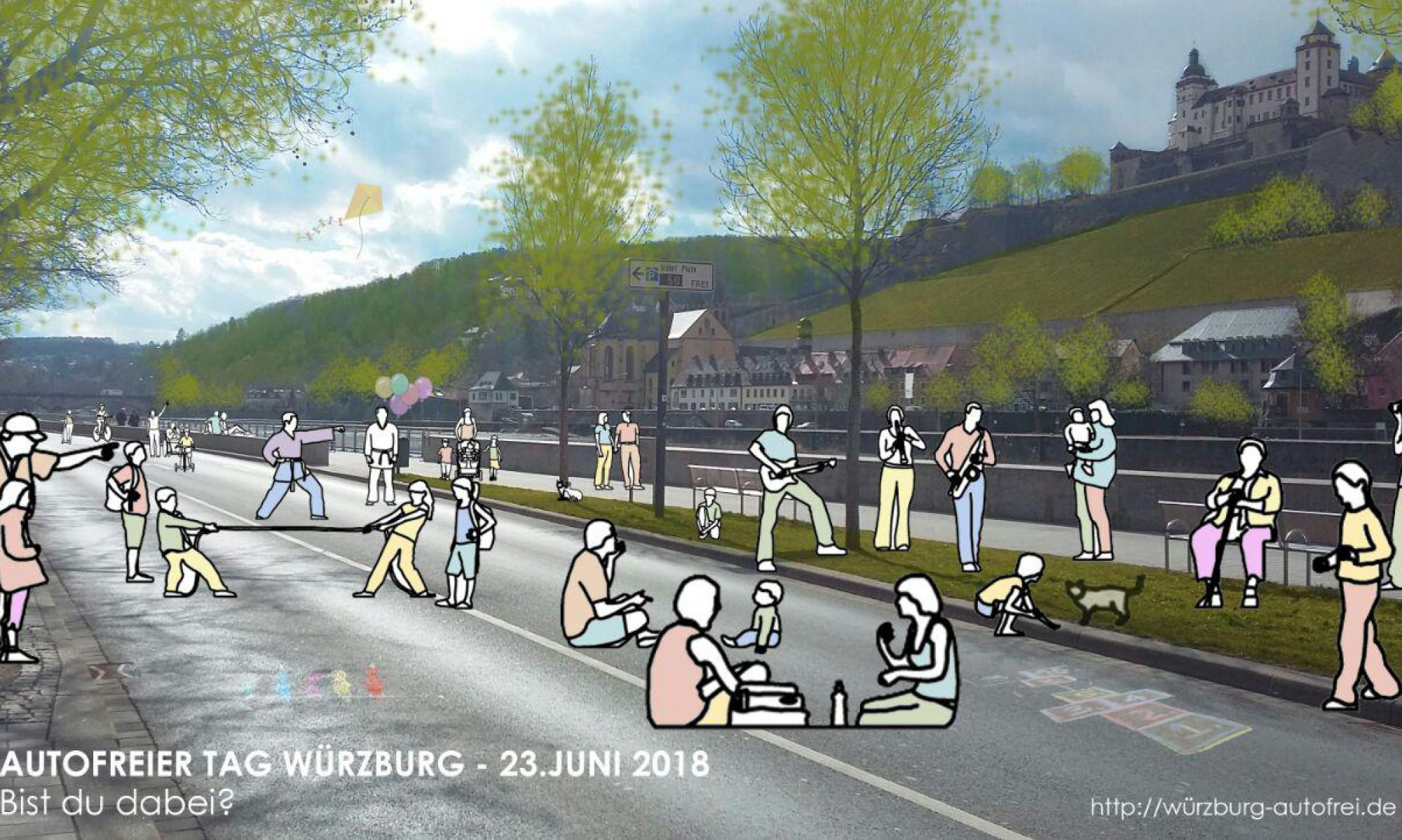 Autofreier Tag Würzburg - 21 September 2019