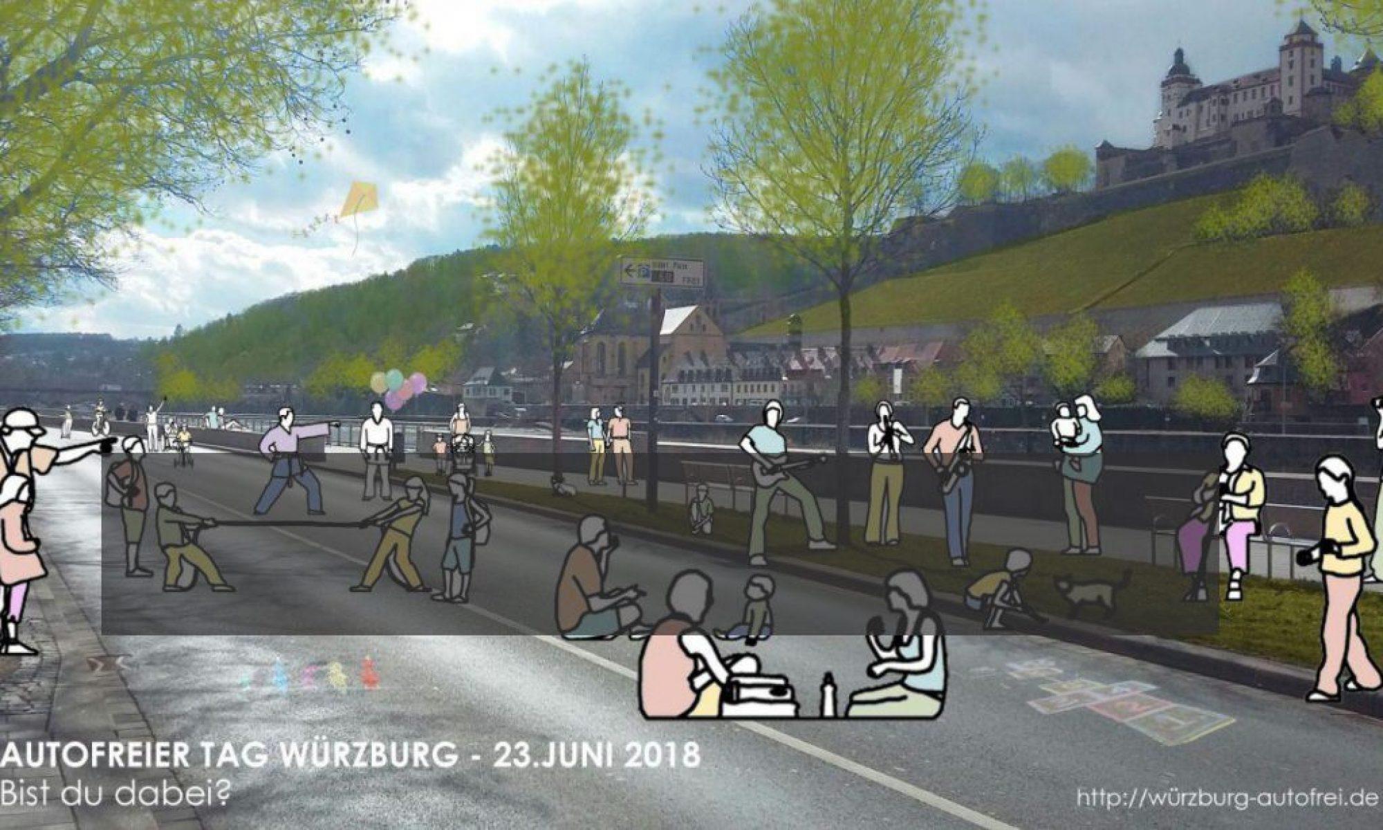 Autofreier Tag Würzburg  -  21.9.2019